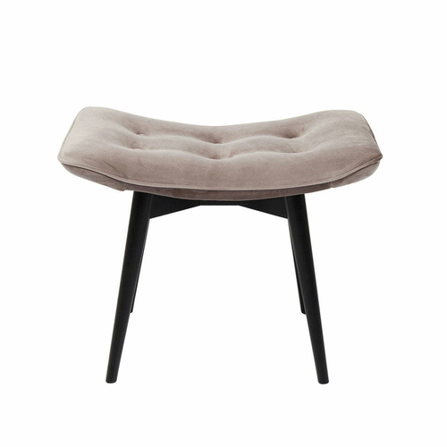Hocker Black Vicky - Möbel Preiss