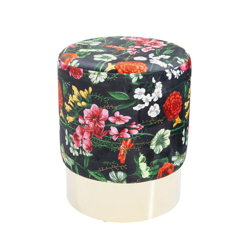 Hocker Cherry Floral - Möbel Preiss