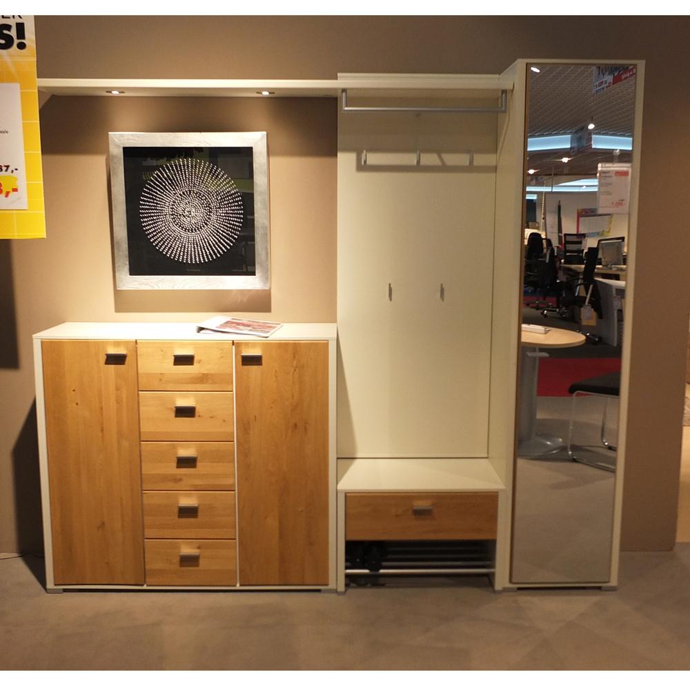 garderobe florenz m bel preiss. Black Bedroom Furniture Sets. Home Design Ideas