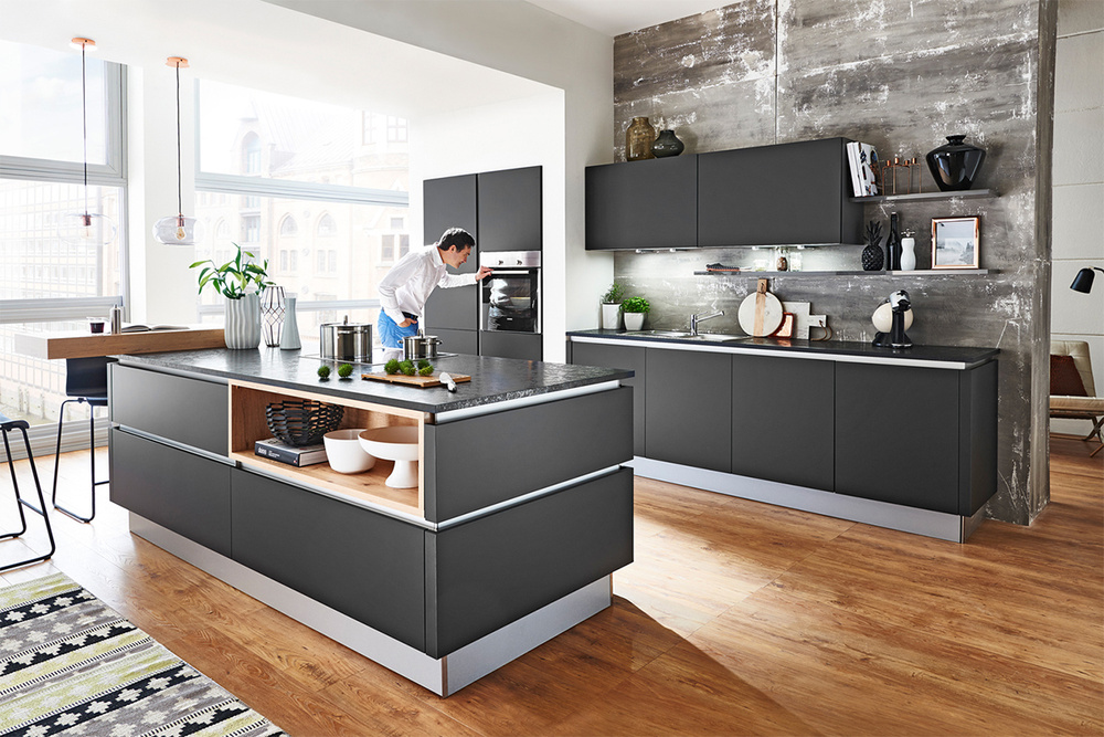 nolte k chen m bel preiss. Black Bedroom Furniture Sets. Home Design Ideas