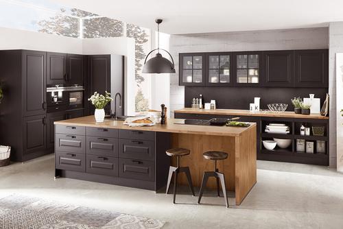 landhausk chen mit besonderem charme m bel preiss. Black Bedroom Furniture Sets. Home Design Ideas