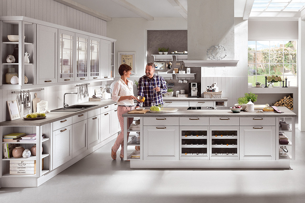 ... Nobilia Landhaus Küche   Möbel ...