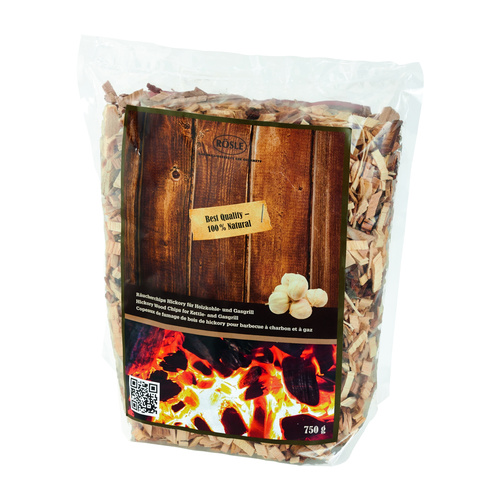 Räucherchips Hickory 750g - Möbel Preiss