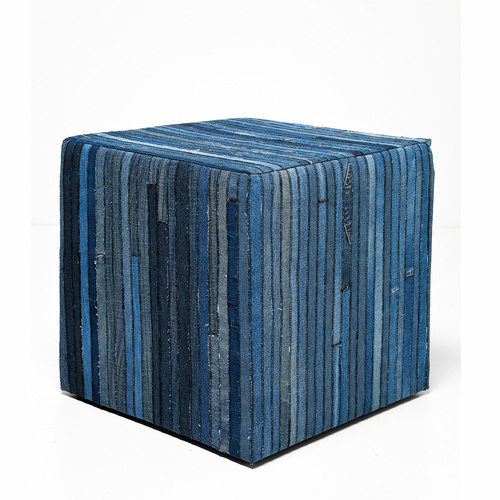 Hocker Denim - Möbel Preiss
