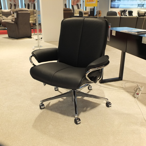 Stressless-Home-Office City Low Back (M) - Möbel Preiss