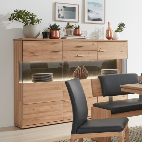 Highboard Volterra Plus - Möbel Preiss