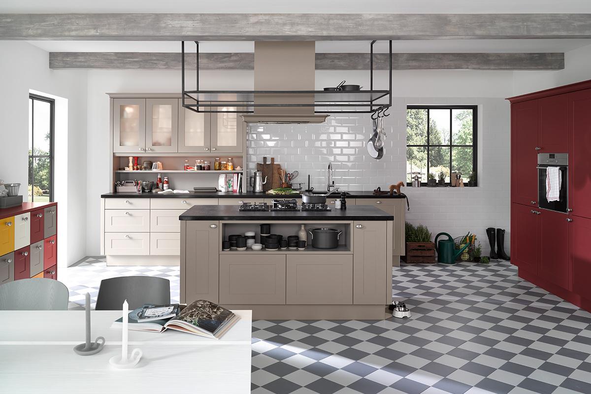 Häufig Landhausküchen mit besonderem Charme — Möbel Preiss NE29