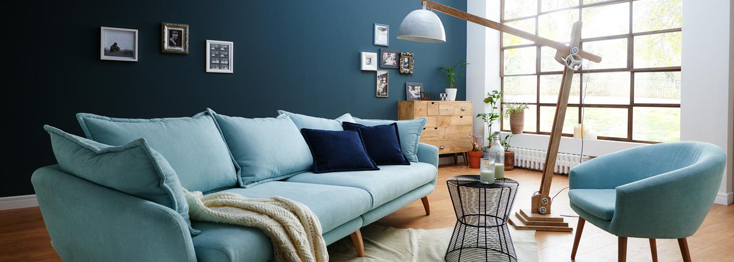 Sofa Couch Polstergarnitur Möbel Preiss