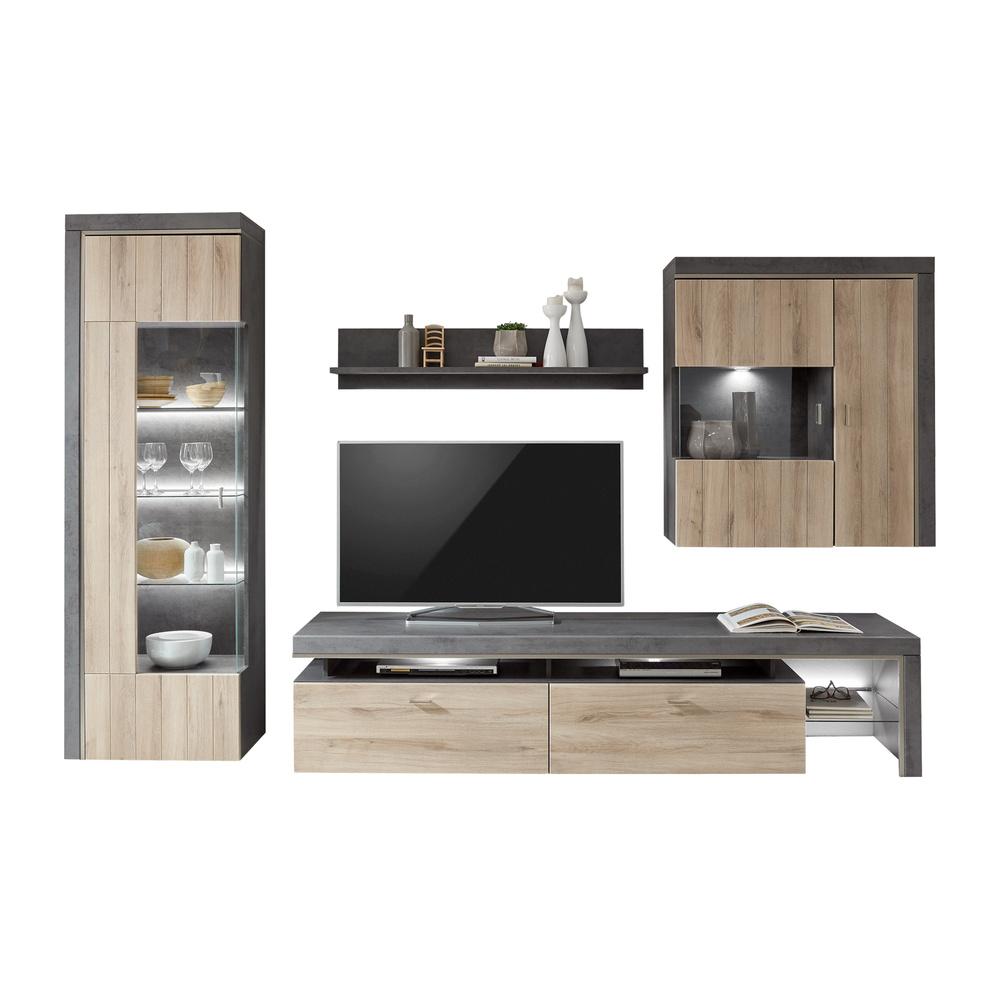 Bevorzugt Wohnwand Ribeira — Möbel Preiss EJ47