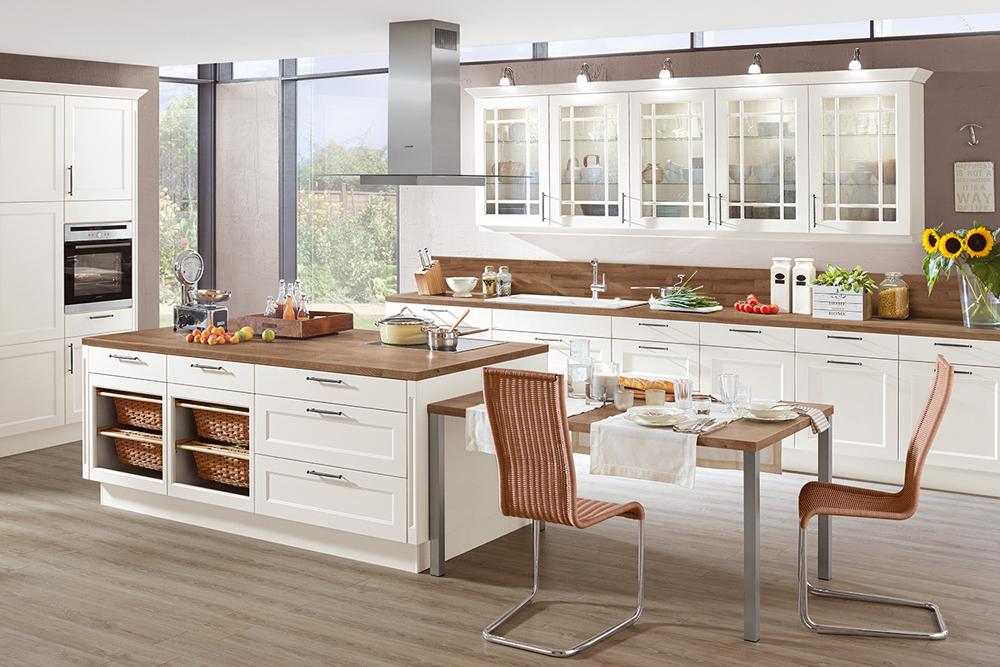 Attraktiv ... Nobilia Landhaus Küche   Möbel ...