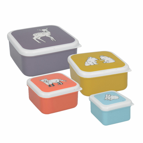 Snack Box Set CT ITW Little Explorer - Möbel Preiss