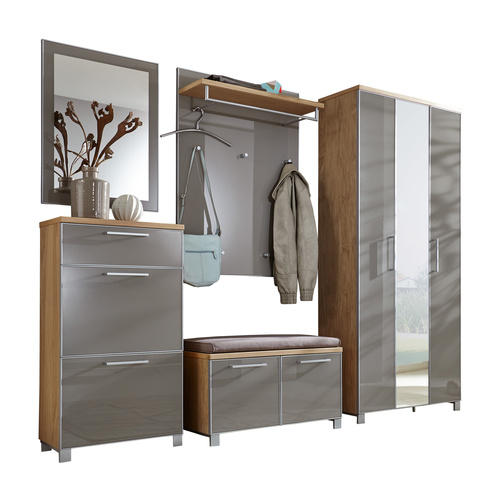 garderobe m bel preiss. Black Bedroom Furniture Sets. Home Design Ideas