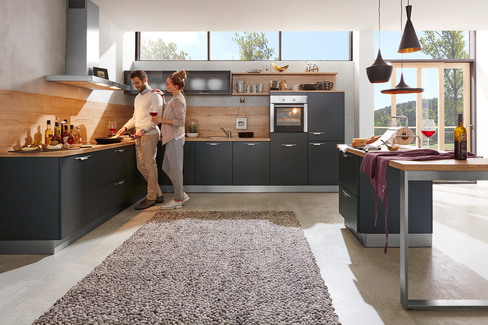 Schüller Küchen — Möbel Preiss