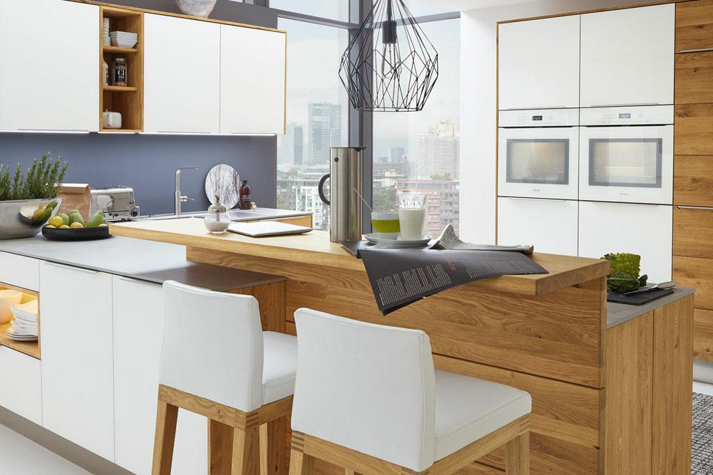Decker Massivholzküchen — Möbel Preiss