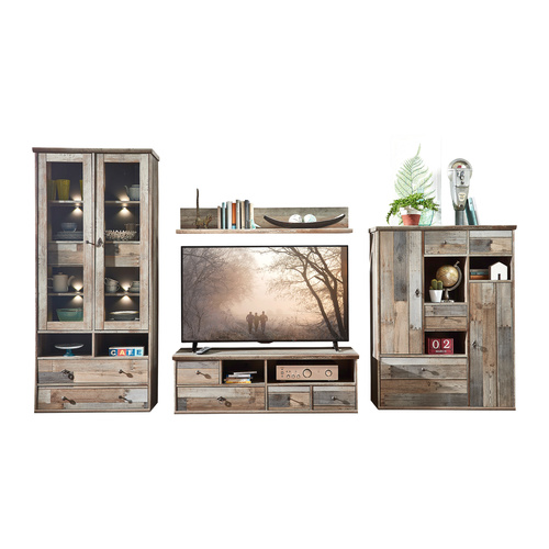 Wohnzimmer Wohnwände — Möbel Preiss