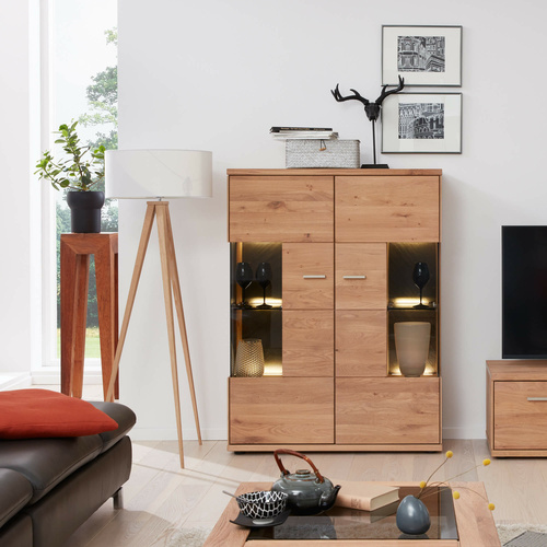 decker volterra plus highboard - Möbel Preiss